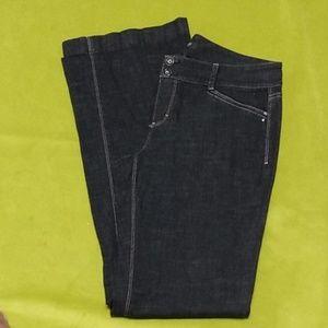 WHBM  black trousers nwot
